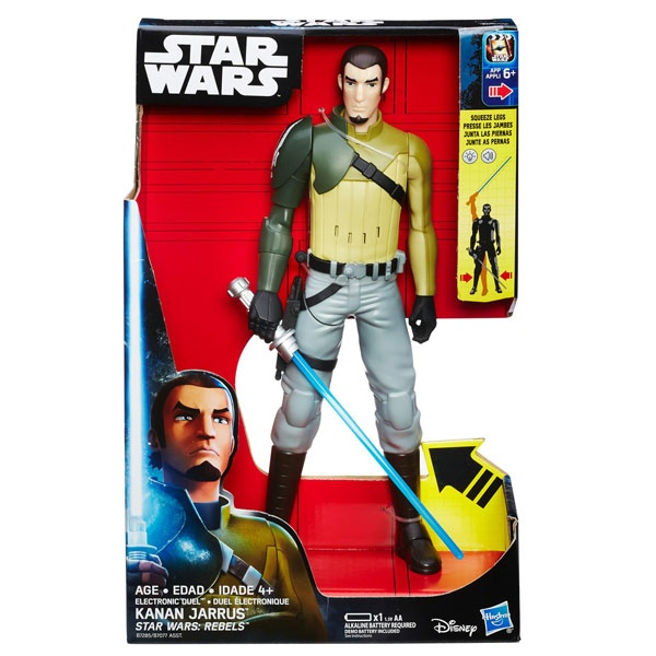 Star Wars Rogue One Figur Kanan Jarrus