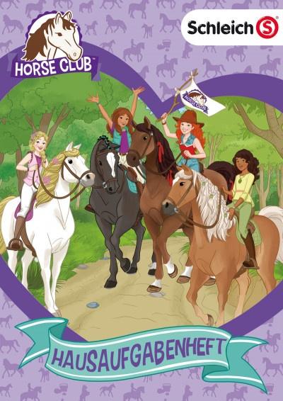 Hausaufgabenheft Schleich Horse Club
