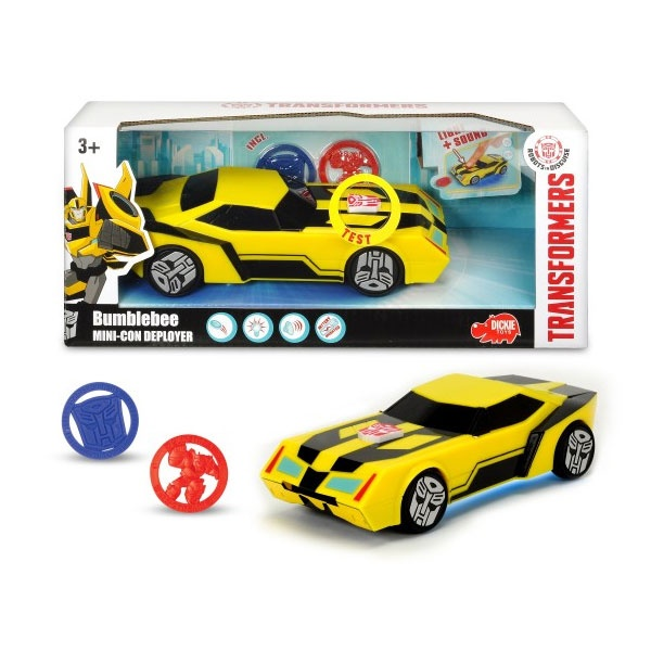 Transformers Bumblebee Mini-Con Deployer