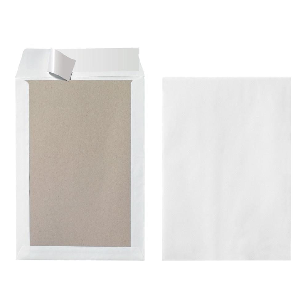 Briefumschlag B4 10er stark weiß