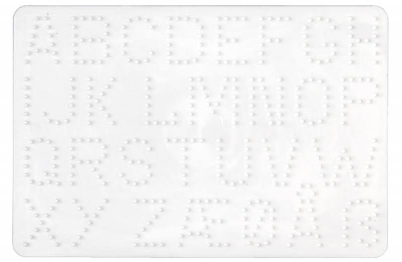 Hama Bügelperlen Stiftplatte Buchstaben