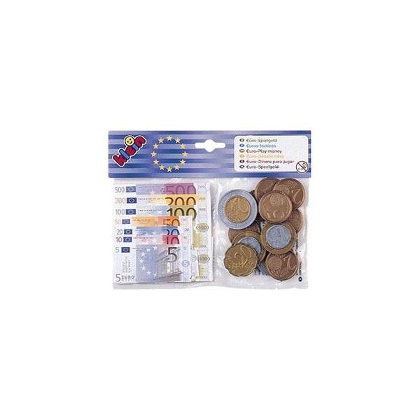 Euro-Spielgeld von Klein