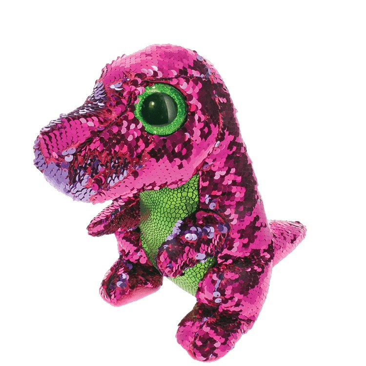Ty Flippables Stompy Dino 15 cm