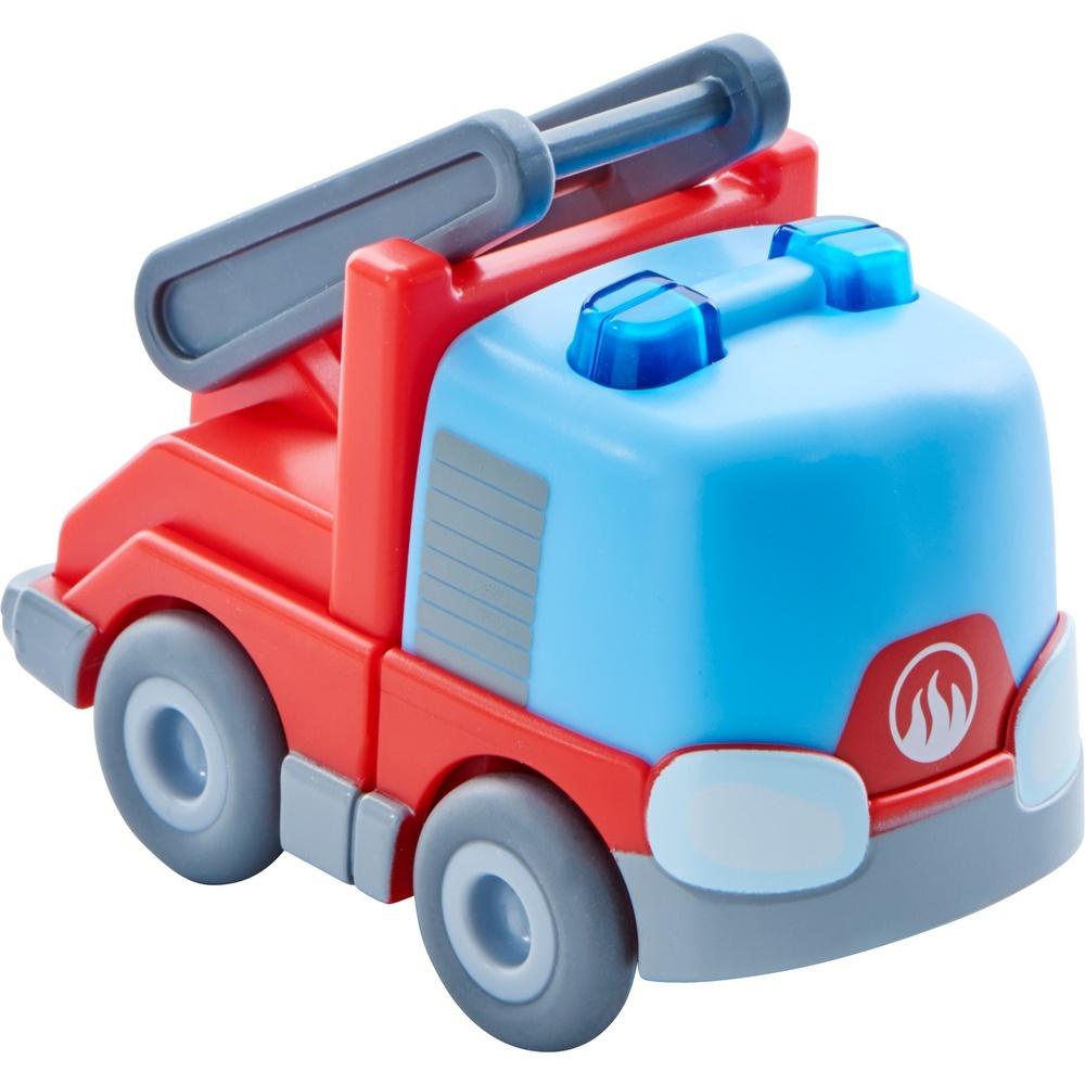 Haba Kullerbü Feuerwehr-Leiterwagen