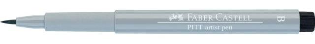 Faber Castell Pitt artist pen warm grey III 272