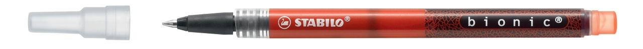 Stabilo Mine für Tintenroller bionic M rot