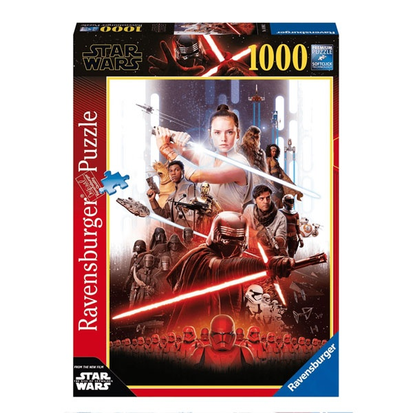 Ravensburger Puzzle Der Aufstieg Skywalkers 1 1000 Teile