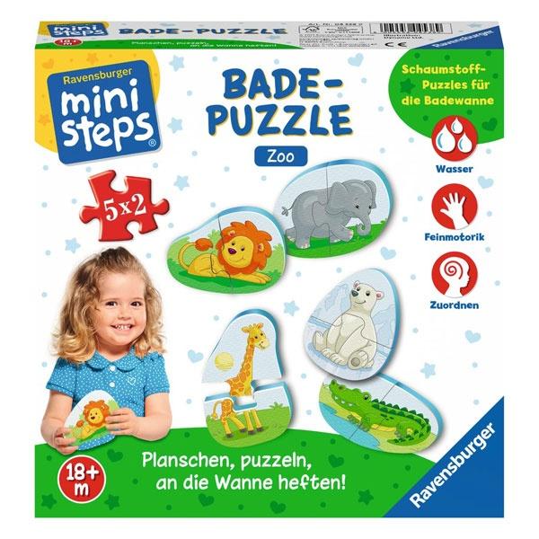 Ravensburger Badepuzzle Zoo