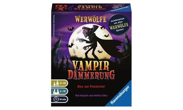 Werwölfe Vampirdämmerung  Spiel von Ravensburger