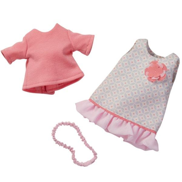 Haba Puppen-Kleiderset Sommertraum