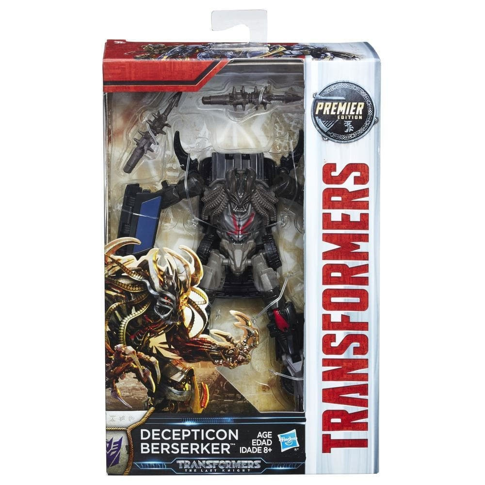 Transformers: The Last Knight Deluxe Decepticon Berserker