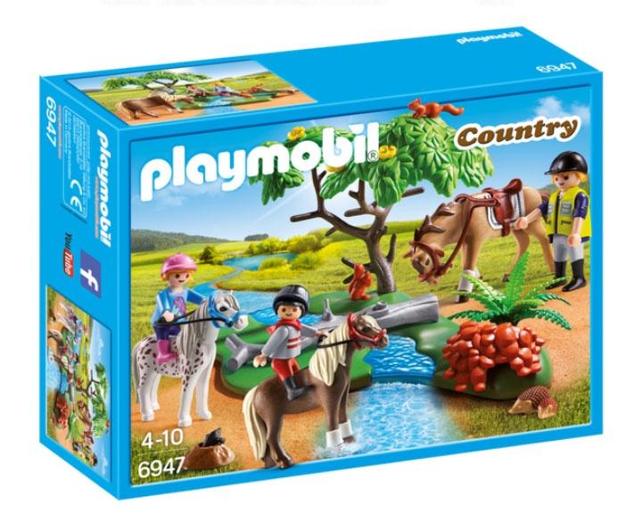 Playmobil 6947 Country Fröhlicher Ausritt