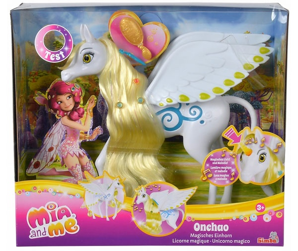 Mia and me Magisches Einhorn Onchao