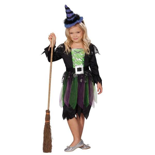 Kostüm Zauberhexe 104