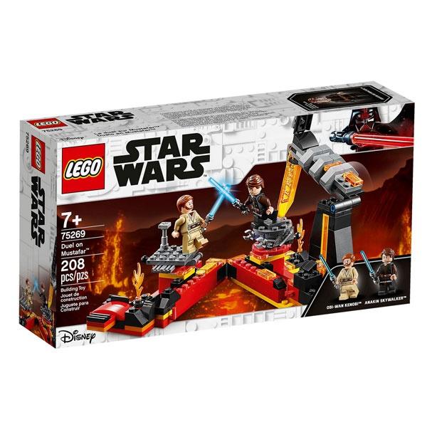 Lego Star Wars 75269 Duell auf Mustafar