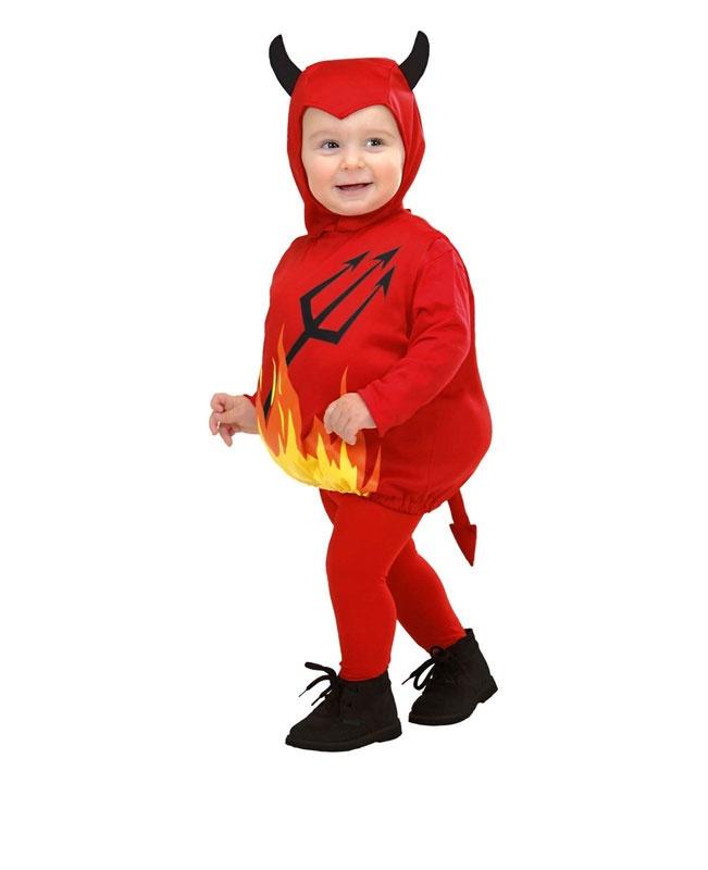 Kostüm Teufel 1-3 Jahre 98-104