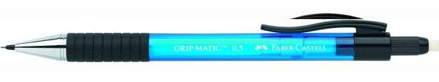 Faber Castell Druckbleistift 0,5mm blau