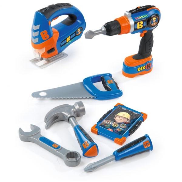 Bob der Baumeister Werkzeugset 8tlg.