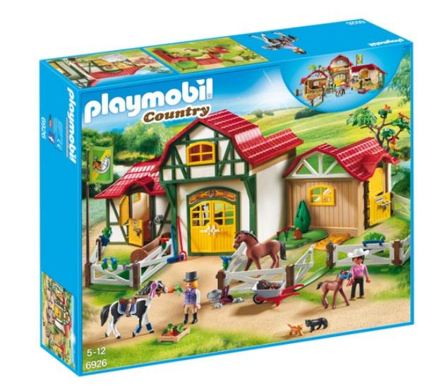 Playmobil 6926 Country Großer Reiterhof