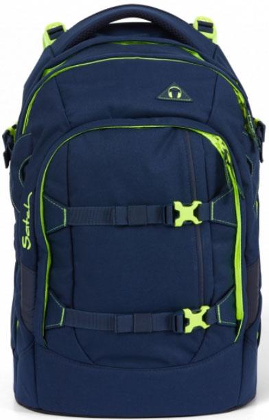 Ergobag Satch Pack Schulrucksack Toxic Yellow