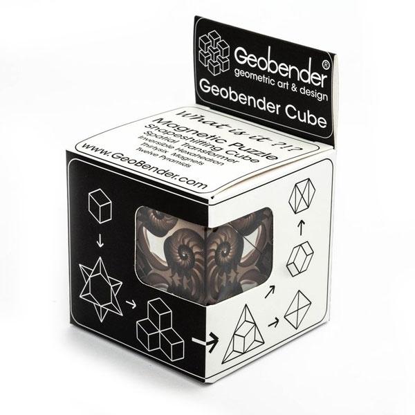 GeoBender Cube Nautilus