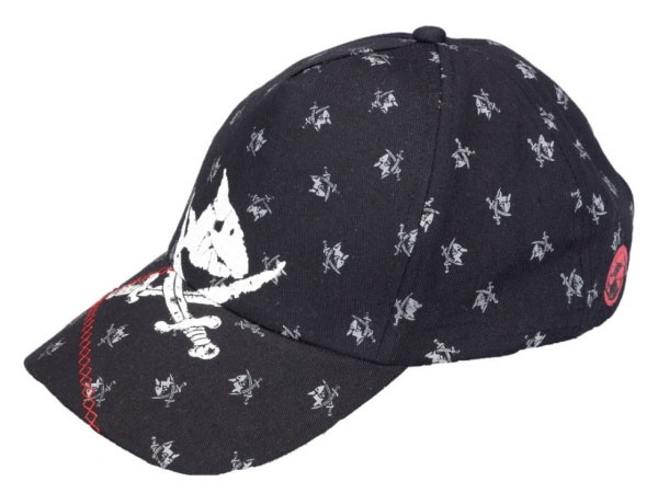 Capt´n Sharky Baseballkappe schwarz