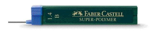 Faber Castell Feinmine Super-Polymer 1,4mm B