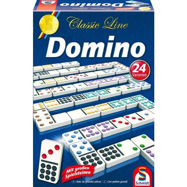 Domino von Schmidt Spiele
