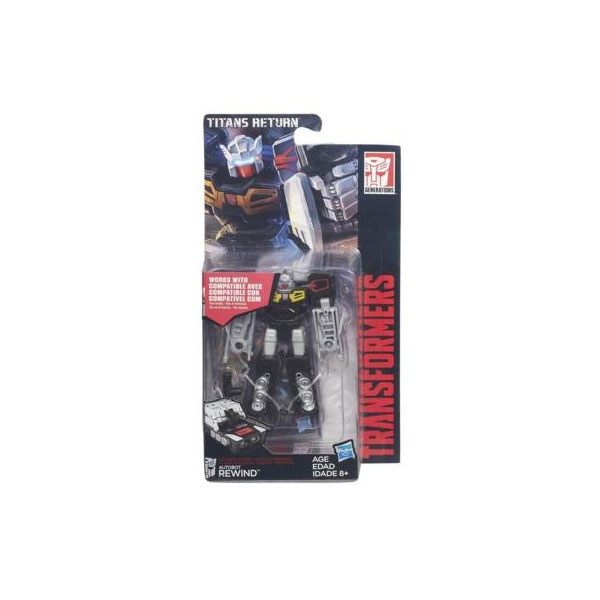 Transformers Titans Return Autobot Rewind