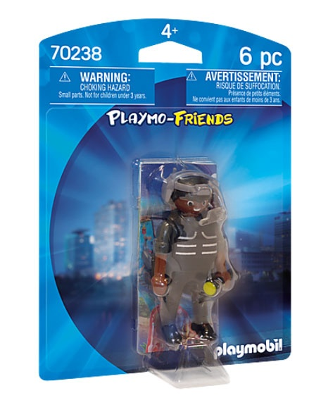 Playmobil 70238 Playmo-Friends SEK Polizist