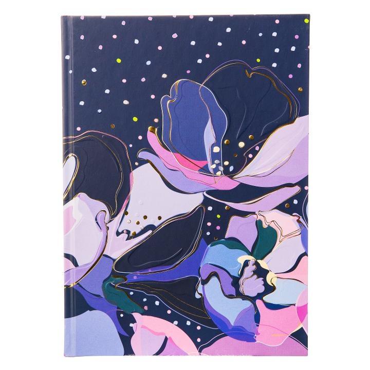 Goldbuch Turnowsky Notizbuch Opium Blue