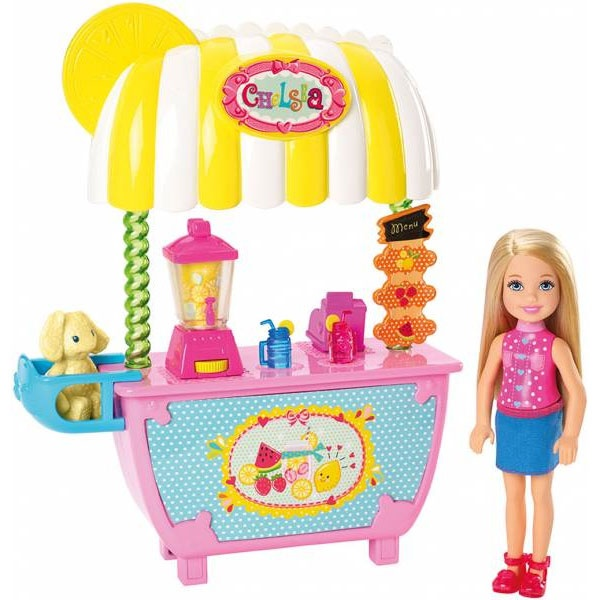 Barbie Puppe Chelsea Limonadenstand