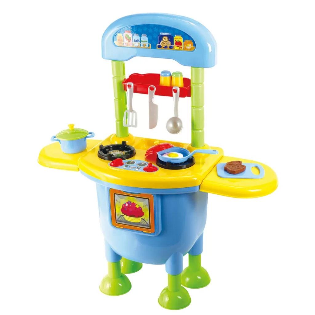 Kinderküche mit Zubehör Playgo