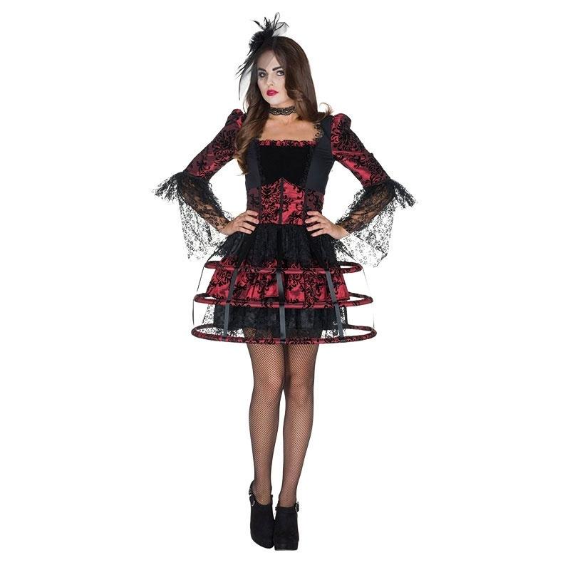 Kostüm Gothicgirl 42