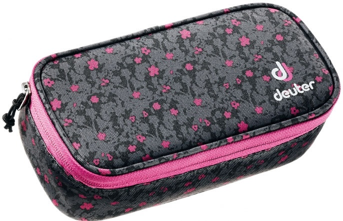 Deuter Pencil Case black flora