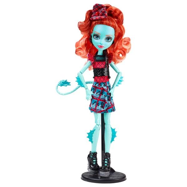 Monster High Schüler Graustausch Lorna McNessi