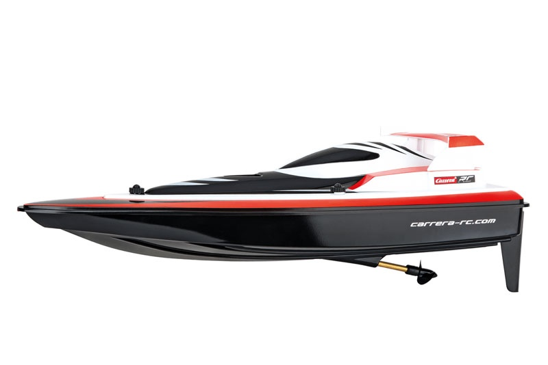 Carrera RC Race Boat red