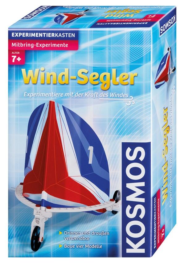 Experimentierkasten Windsegler von Kosmos