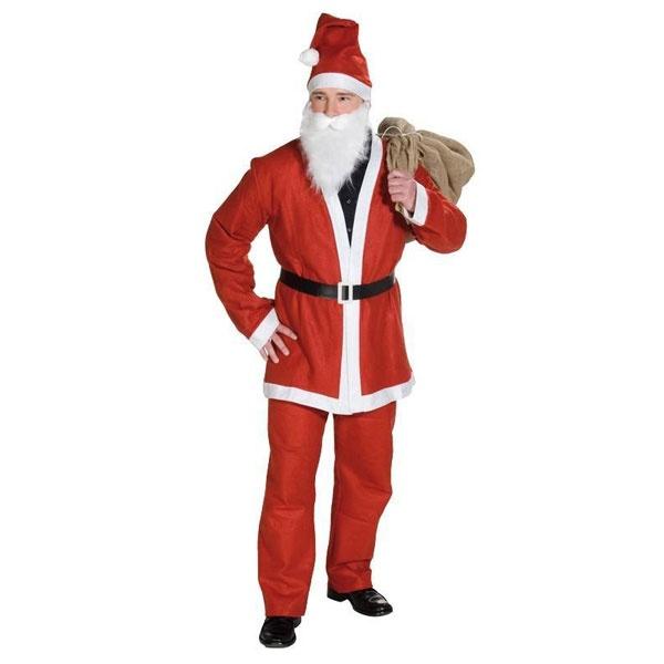 Kostüm Weihnachtsanzug STD