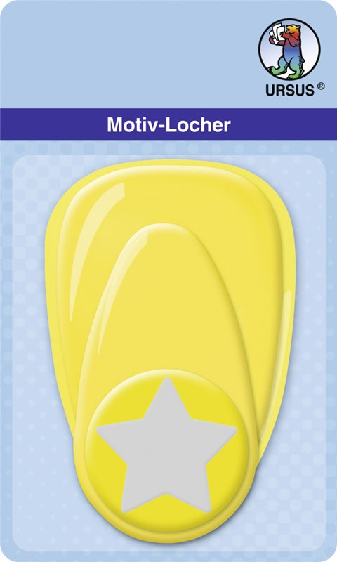 Motivlocher Stern