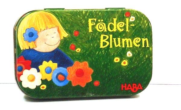 Haba Fädel-Blumen 2118