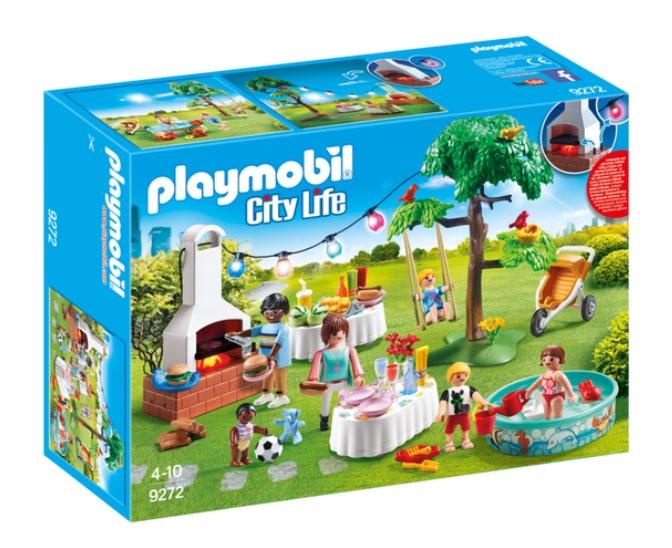 Playmobil 9272 City Life Einweihungsparty