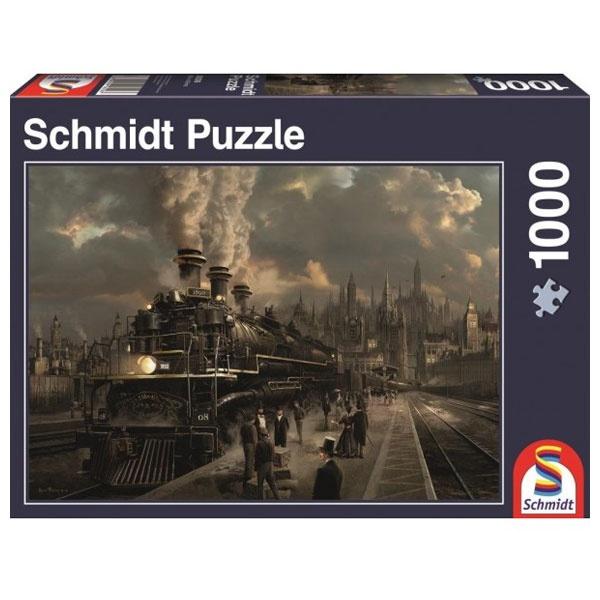 Puzzle Lokomotive 1000 Teile