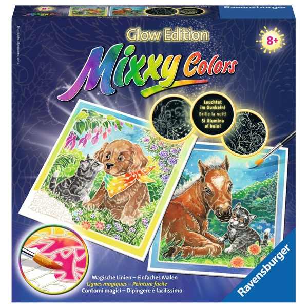 Ravensburger Mixxy Colours Tierliebe