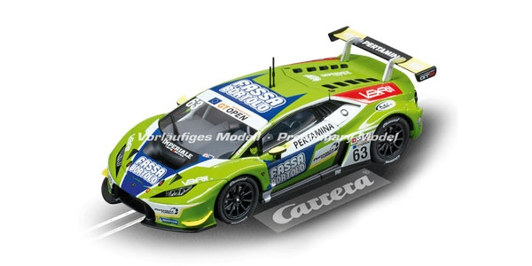 Carrera Digital 132 Lamborghini Huracán GT3 Imperiale Racing