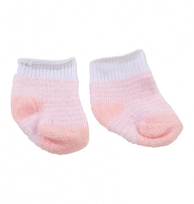 Götz Puppen Söckchen pink gestreift
