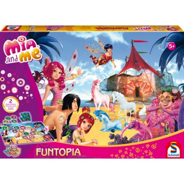 Mia and Me  Funtopia  von Schmidt Spiele