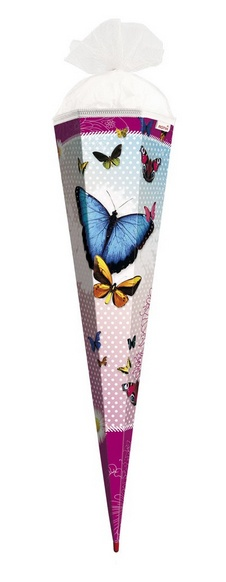 Roth Schultüte Butterfly 85 cm