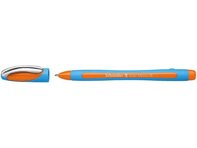Schneider Kugelschreiber Memo XB orange