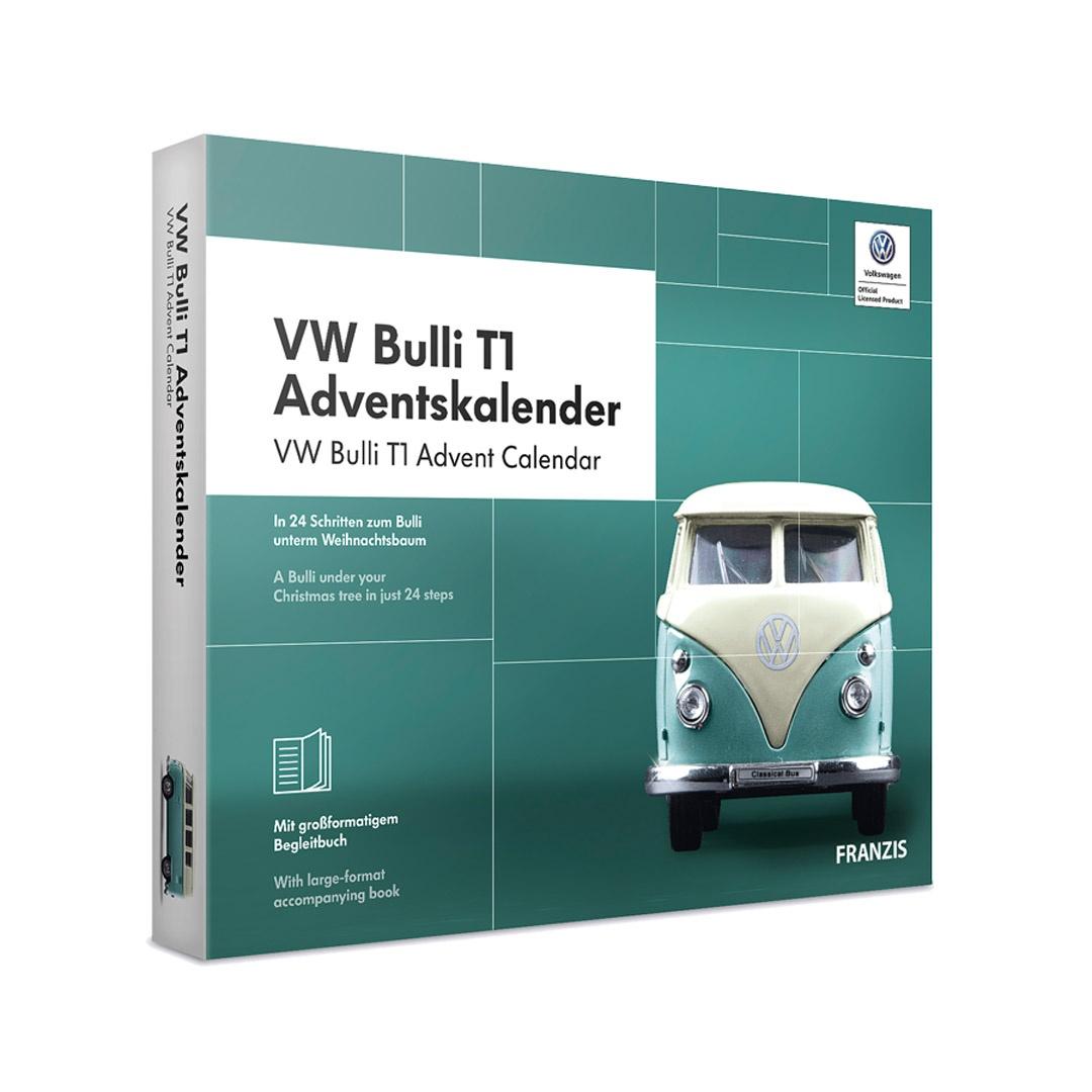 Franzis Adventskalender VW Bulli T1